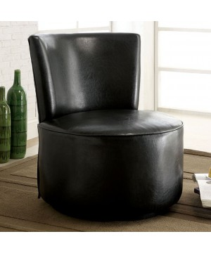 Bay Shore Accent Chair Black
