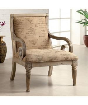 Brisbane Accent Chair White...