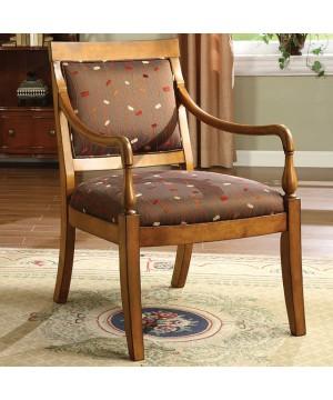 Betty Accent Chair Antique Oak
