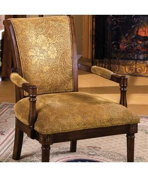 Stockton Accent Chair Tan
