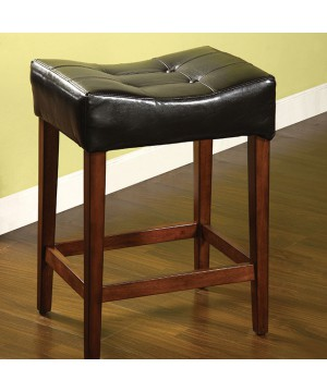 Rockford III Stool Dark Oak