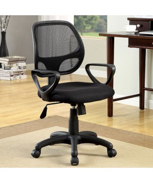 Sherman Office Chair Black