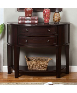 Chanti Side Table Espresso