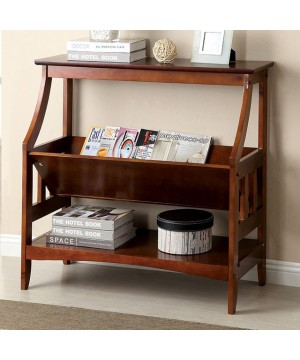 Laupen Bookcase Stand Cherry