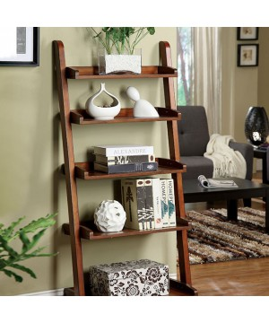 Lugo Ladder Shelf Antique Oak