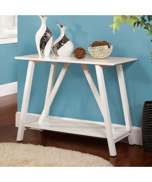 Elgg Console Table White