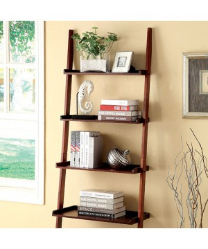Sion Ladder Shelf Cherry