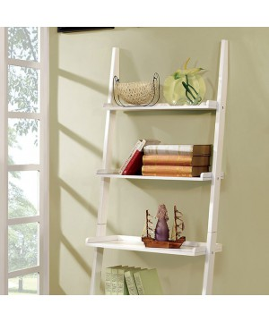 Sion Ladder Shelf White