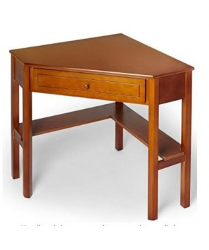 Corner Writing Desk with...