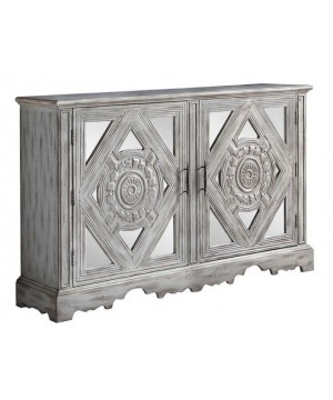 Coaster Accent Cabinet with...