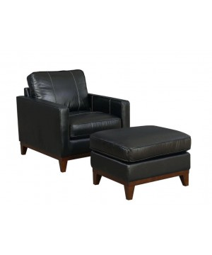"Clancy Leather Chair - ""A..."