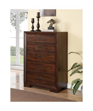 RIATA FIVE DRAWER CHEST...