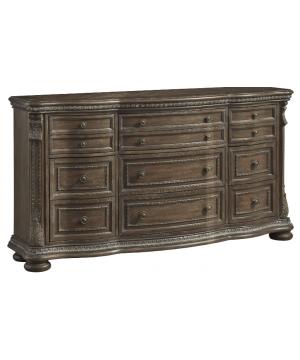 Charmond Brown Dresser...