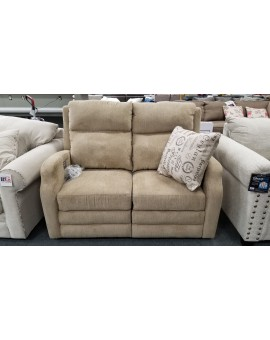 Klaussner Reclining Loveseat | Picture 1