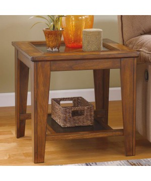 Ristler Square End Table by...