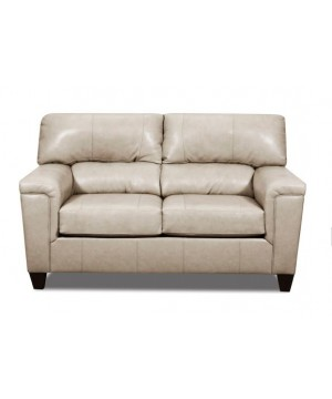 Acme Phygia Loveseat in Tan...