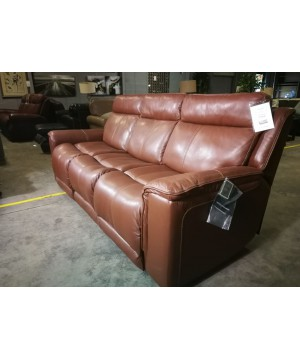 Barren Power Reclining Sofa...