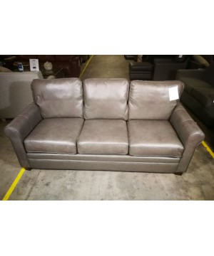 Fiat (II) Leather Sofa by...