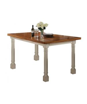 Wilton Distress Oak Counter...