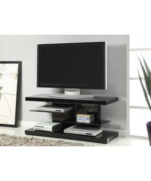 """47"""" TV Console with 2 Glass..."""