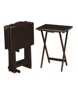 Tray Tables 5 Piece Tray...