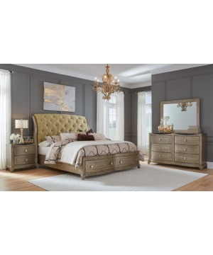 Athena Queen Size Bedroom...